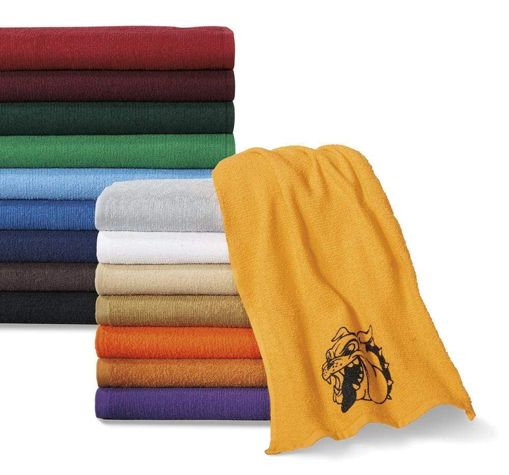100% Cotton Terry Rally TOWELs Wholesale - PT38
