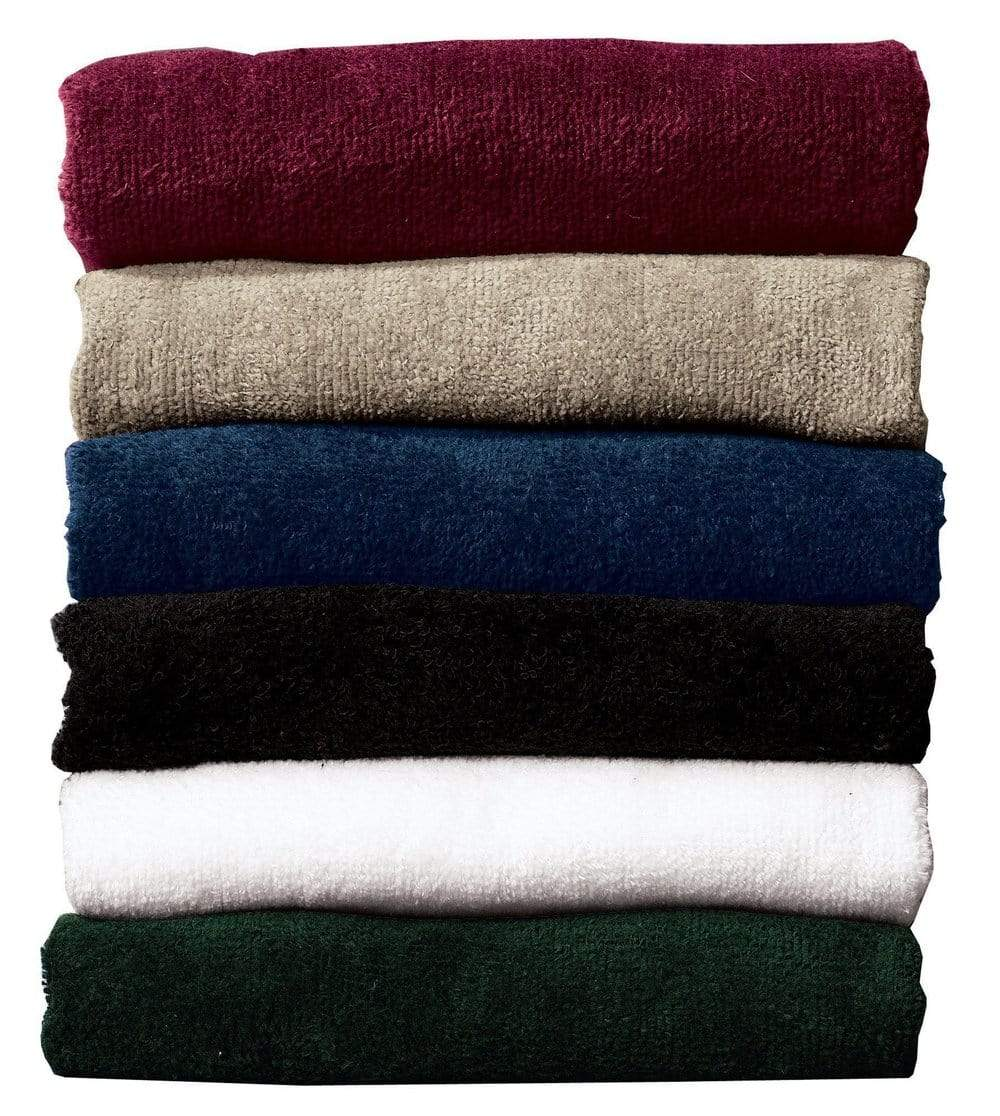 Tri-Fold Cotton Golf TOWELs Wholesale with Grommets