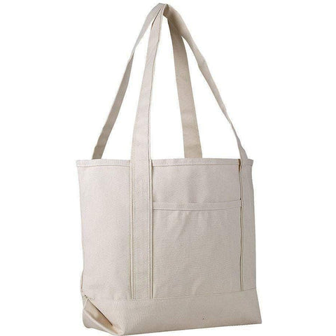 Canvas Boat Tote Medium | TG258