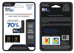 R2L | Cell Phone Radiation Shield by Erchonia - Protect Your Family!