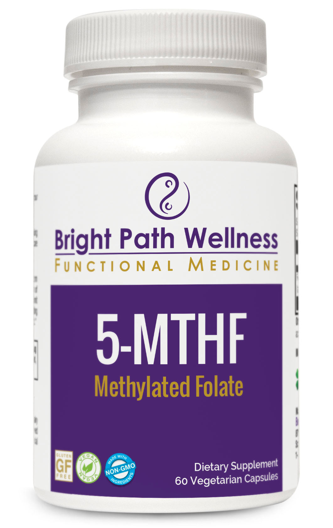 5-MTHF Methylated Folate