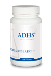 ADHS by Biotics Research - Gluten Free