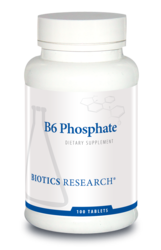 B6 Phosphate by Biotics Research - Gluten Free