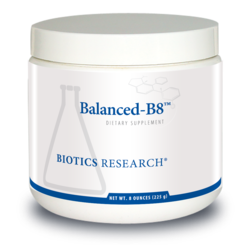 Balanced B8 by Biotics Research - Gluten Free