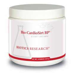 Bio-CardioSirt BP by Biotics Research - Gluten Free