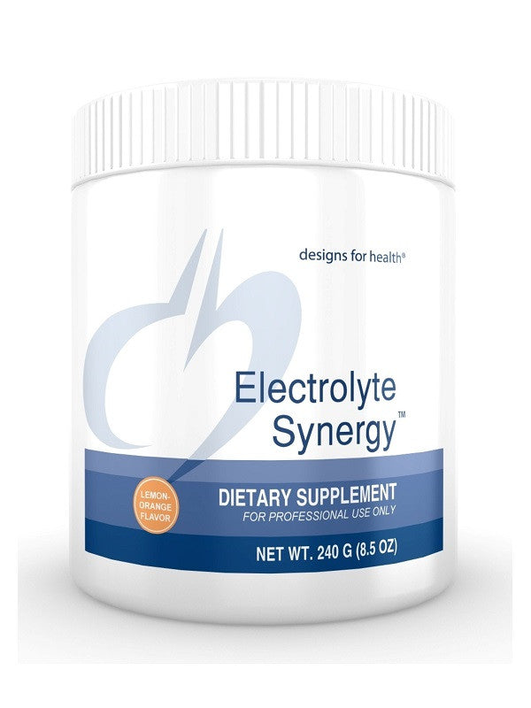 Electrolyte Synergy by Designs for Health - 30 Servings - Non GMO, Gluten Free