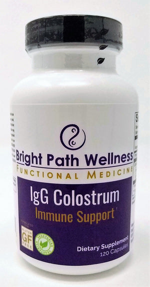 IgG Colostrum - Immune Support