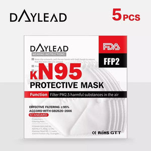 KN95 Protective Mask by Daylead