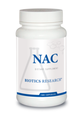 NAC by Biotics Research