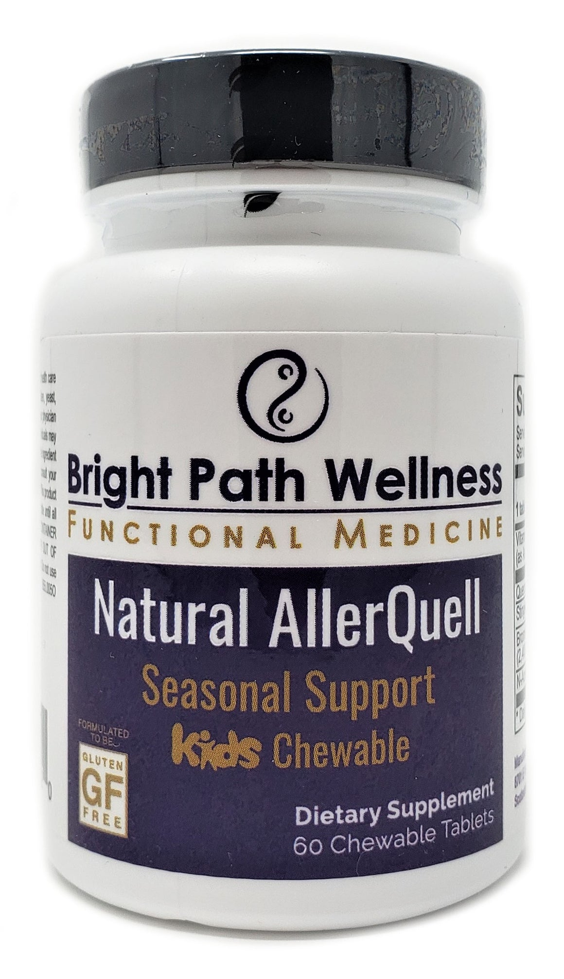 Natural AllerQuell Chewables for Kids
