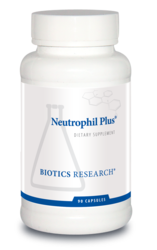 Neutrophil Plus by Biotics Research - Gluten Free