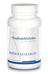 Phosphatidylcholine by Biotics Research - Gluten Free