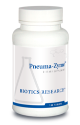 Pneuma-Zyme by Biotics Research - Gluten Free