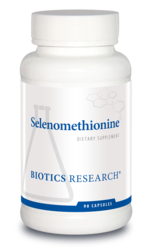 Selenomethionine by Biotics Research - Gluten Free