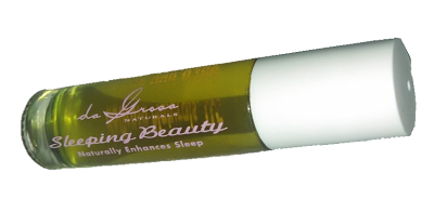 Sleeping Beauty Essential Oil Blend - Promotes Restful Sleep