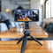 Google Pixel Capture Kit on Cafe Table