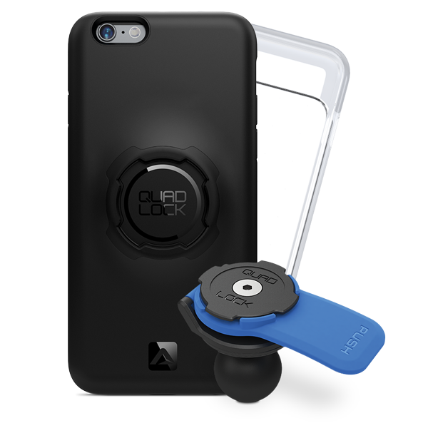 iPhone 6/6s Ball Mount kit with poncho
