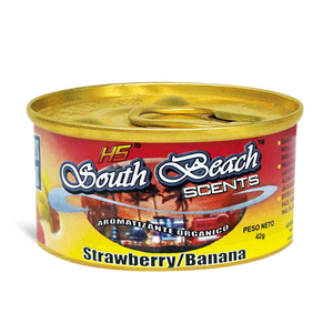 Air Fresheners South Beach HS 05.812 Strawberry / Banana