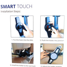 Load image into Gallery viewer, Smart Touch Tablet Holder for Seat HS 08.005