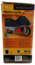 Load image into Gallery viewer, Motor Cycle Cover Large HS 04.308