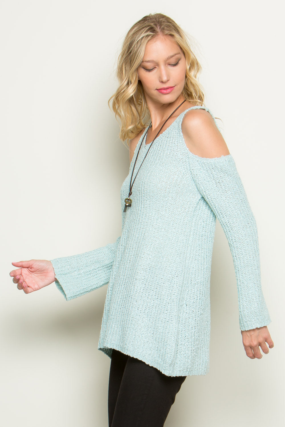 Soft Knit Light Weight Sweater