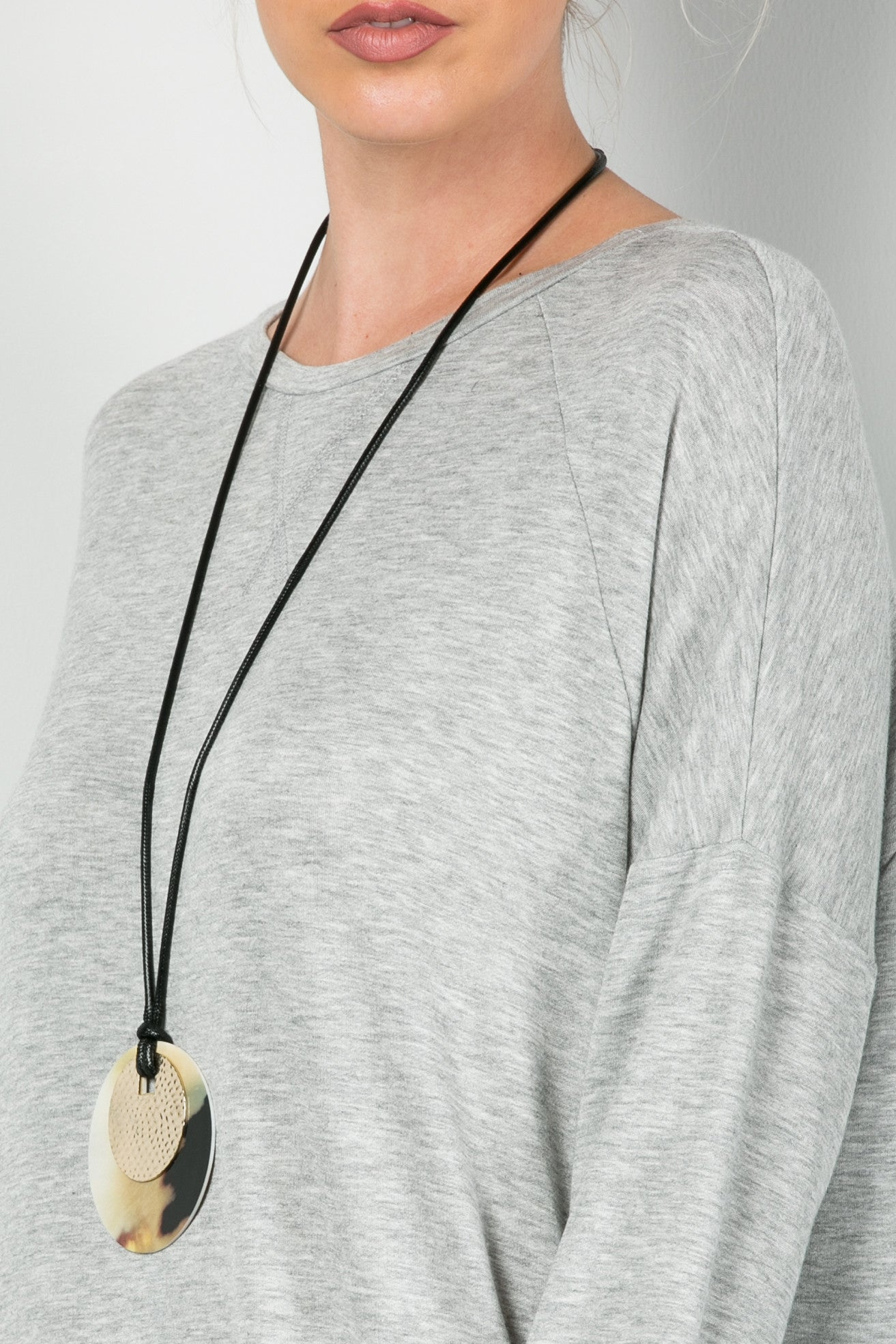 Classic Lazy Top Heather Grey - Tunic - My Yuccie - 4