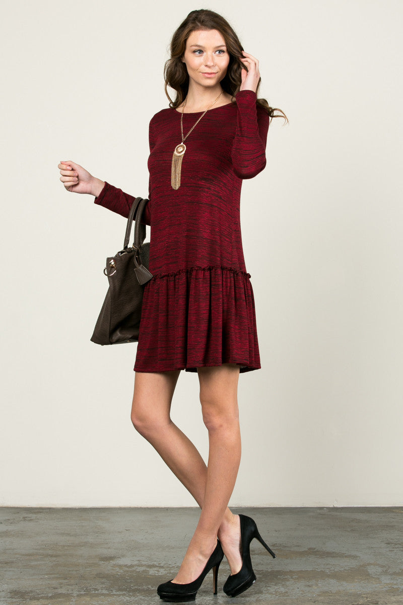The Broomstick 2Tone Dress Red - Dresses - My Yuccie - 4