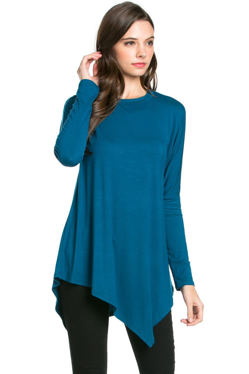 Long-sleeved, pullover tunics and blouses of varying lengths. This category does NOT include the Pakistani-Indian kurti. There is a separate category for those on this page.