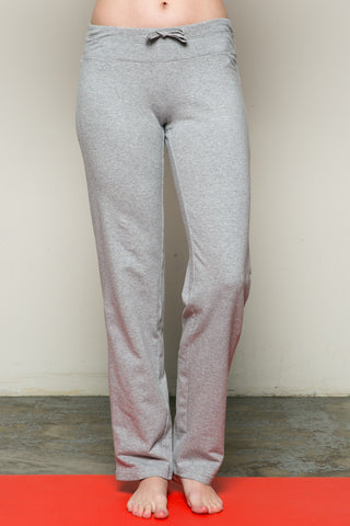 Casual Yoga Pants Grey - Pants - My Yuccie - 1