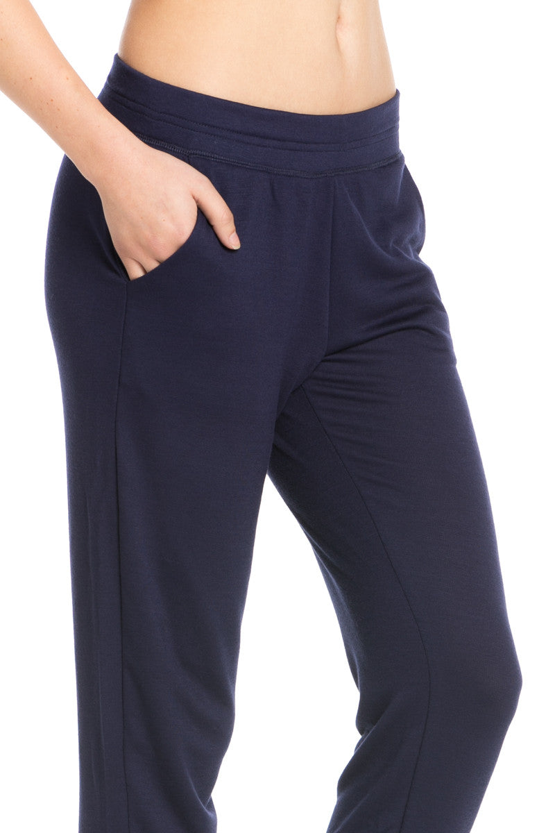 Lightweight Navy Jogger Pants - Jogger Pants - My Yuccie - 5