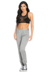 Lightweight Heather Grey Harem Joggers - Jogger Pants - My Yuccie - 7