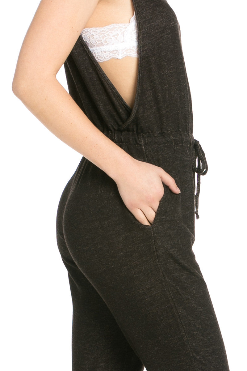 On The Run Black Romper - Romper - My Yuccie - 5