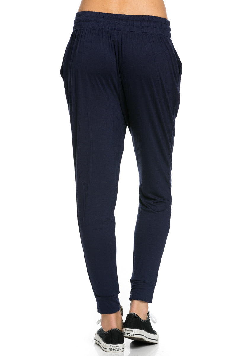 Lightweight Jogger Pants Navy - Jogger Pants - My Yuccie - 5