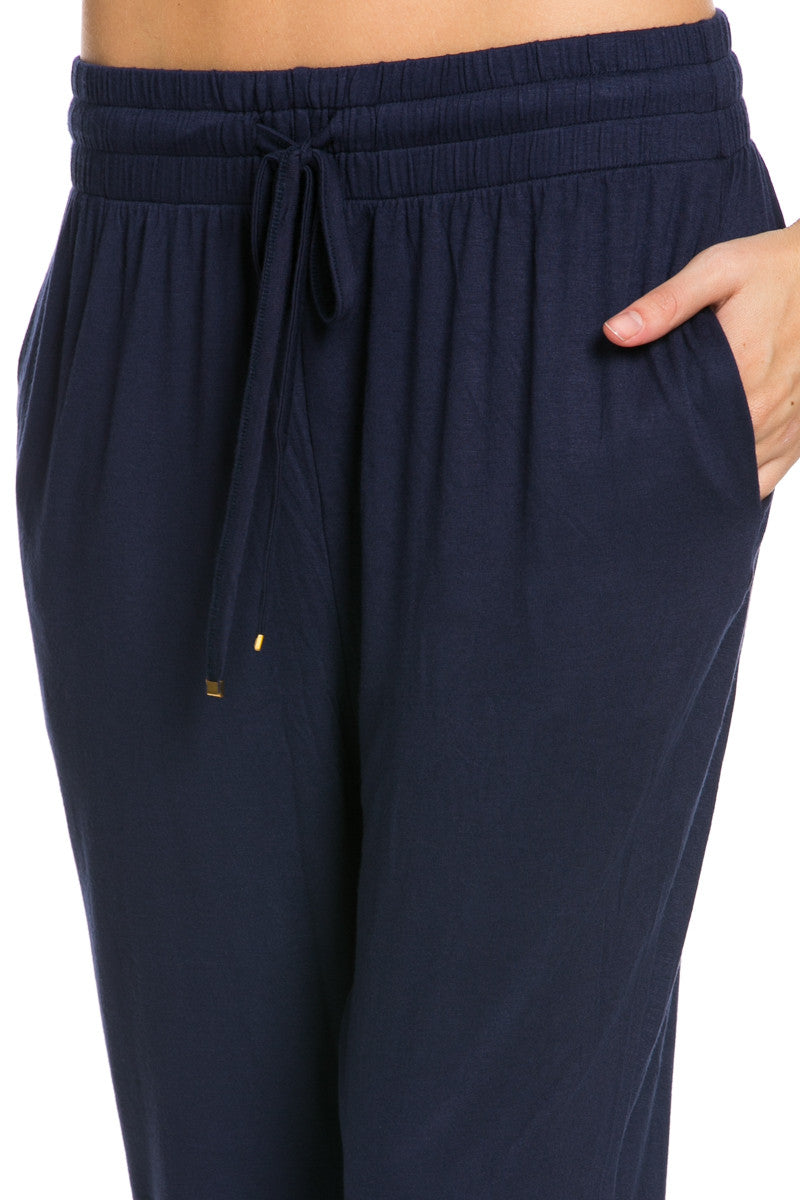 Lightweight Jogger Pants Navy - Jogger Pants - My Yuccie - 6
