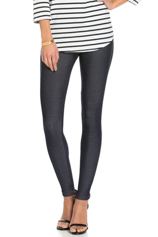 Mid-Rise Jeggings Navy - Leggings - My Yuccie - 1