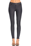 Mid-Rise Jeggings Navy - Leggings - My Yuccie - 2