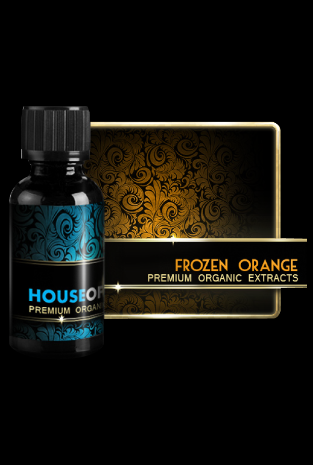 Premium Organic - Frozen Orange - House of Liquid