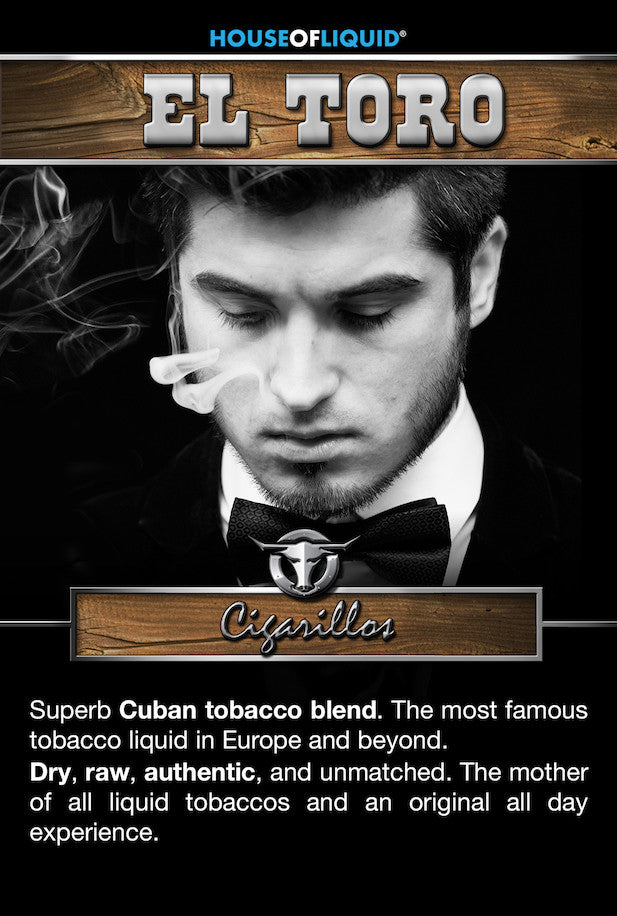 El Toro - Cigarillos - House of Liquid - 1