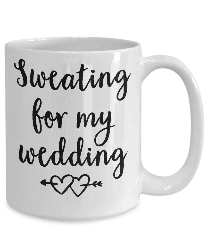 Coffee Mug - Bride Gifts - Bride Funny - Funny Bride Gifts - Engagement Gifts - Engagement Gifts For Women - Bridal Shower Gifts - Bridal Shower Gifts For Women - Bridal Shower Gifts Ideas - White Coffee Mug