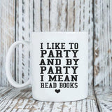 Coffee Mug - Literary Gifts - Bookish Gifts - Librarian Gifts - 15 Oz Coffee Mug