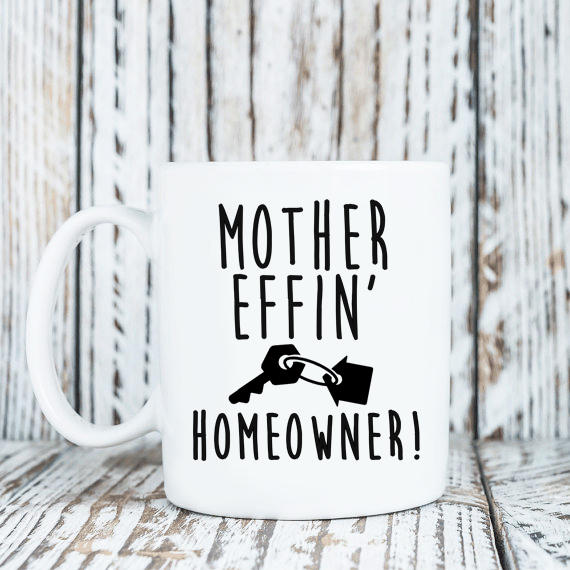 Mugs With Sayings Ceramic Mug Coffee Cup Gift For Her Gift For Him Tea Cup Coworker Gift Housewarming Gift Homeowner Gift
