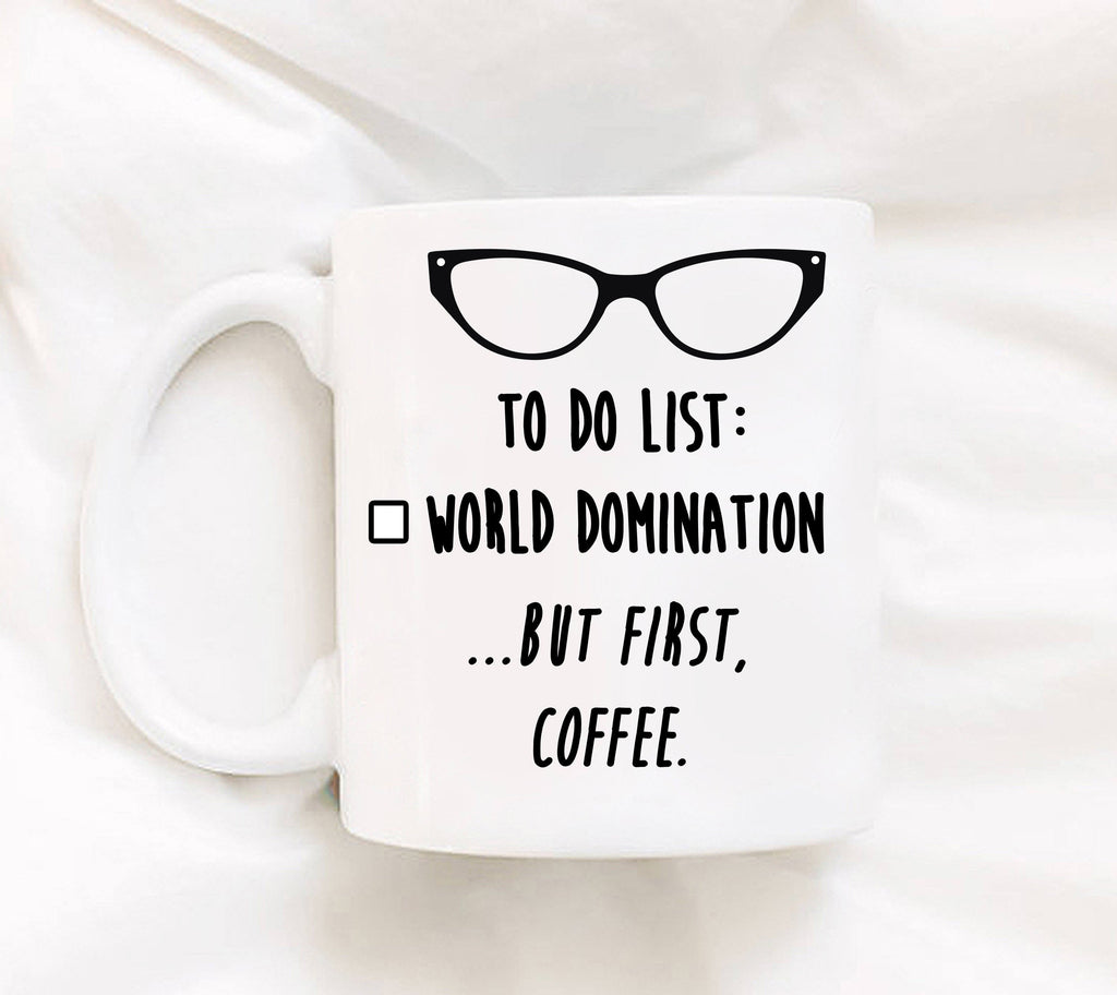 Geeky Gift- Geeky Gifts For Her - Mature Coffee Mug - Funny Coffee Mug - Geeky Gifts For Him - Stocking Stuffer - Coffee Mug