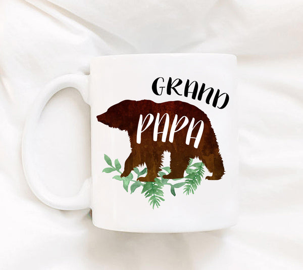 Grandpa Gifts - Grandparents Gifts - New Grandpa Gift - New Baby Gift - Pregnancy Announcement Gifts - Grandpa Mug