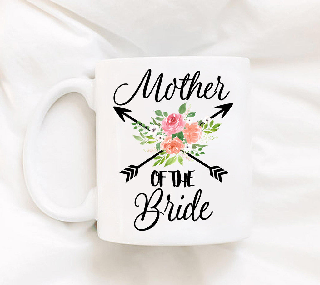 Mother of the Bride - Gift for Bride Moms -  Wedding Announcement - Engagement - Wedding Mom Gift