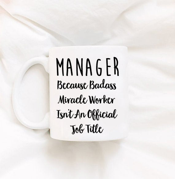 Boss Gift Manager Gift Manager Gifts Gift For Him Gift For Her Office Manager Gift Branch Manager Gift Boss Gifts