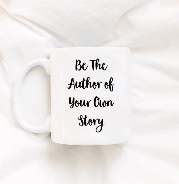 Gifts For Authors - Author Gifts - Author Mug - Writer Mug - Writing Gifts - English Major Gift - Young Authors Gifts - Gifts For Writers