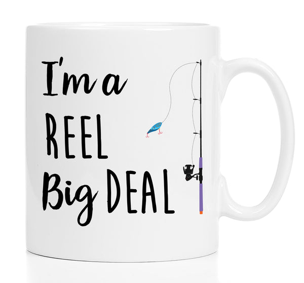 Best Fishing Gifts - Fishing Gift For Women - Gifts For Her - Funny Mug - Fishing Mug - Fishing Gift