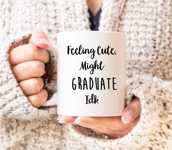 Graduation Gifts - Grad Gifts For Women - Grad Gifts - Graduate Gifts - Grad School Gifts - Degree Gifts - College Gifts - College Mug