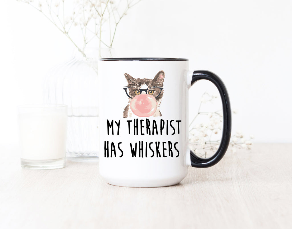 Best Cat Gift - Funny Cat Mug - Cat Owners Mug - Cat Gifts - Funny Cat Gifts - Cat Owner Gift - New Cat Owner