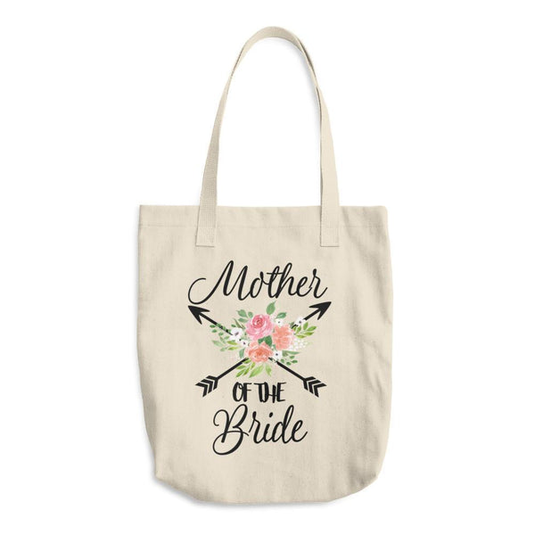 Mother Of The Bride - Cotton Tote Bag